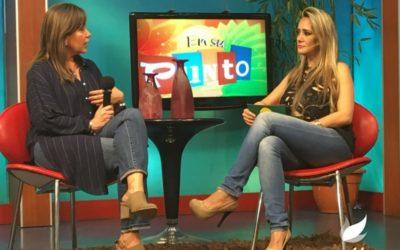 Programa de TV «En su Punto» por Cadena A