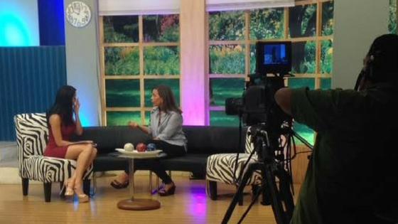 """Programa de TV """"Viva la Mañana"""