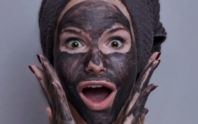 Mascarilla facial natural de Arcilla con Cúrcuma