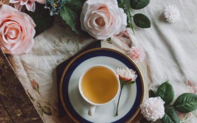 Infusión de rosas para aliviar el Insomnio