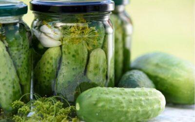 Pickle de cúrcuma