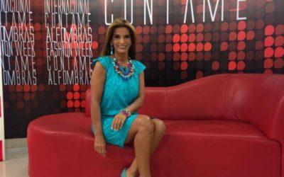 Programa de TV Contamé con Sandra Coscio