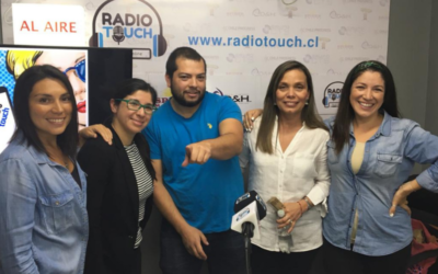 Entrevista de Radio: Programa ¨Mujeres Touch¨
