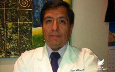 Rodrigo Alcázar en Sattwa Entre Nous